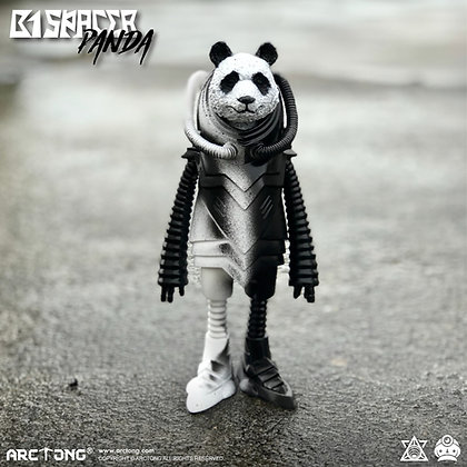 B1 Spacer - Special Panda head hand made limited version
