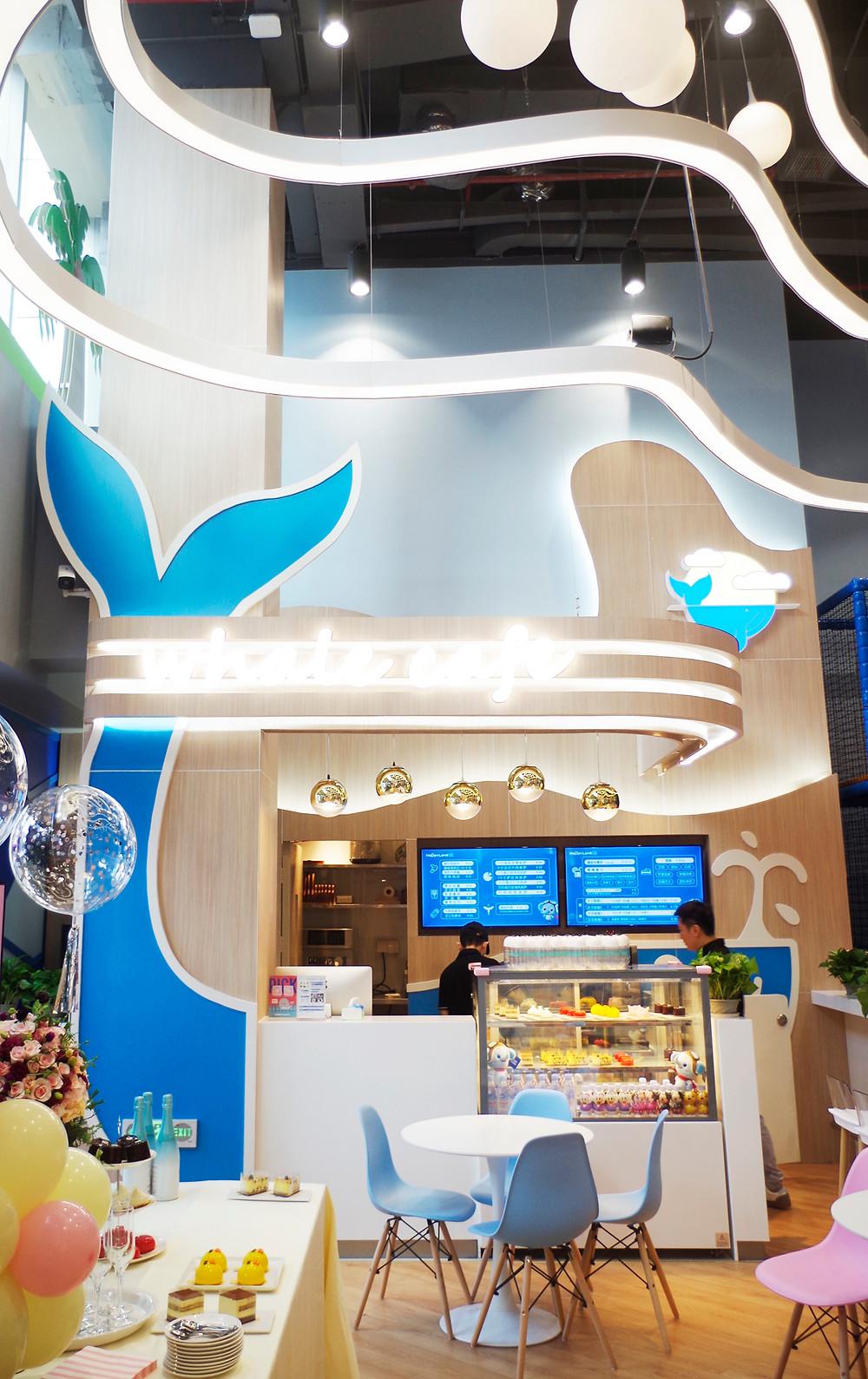 鲸鱼岛咖啡厅/The Whale Cafe