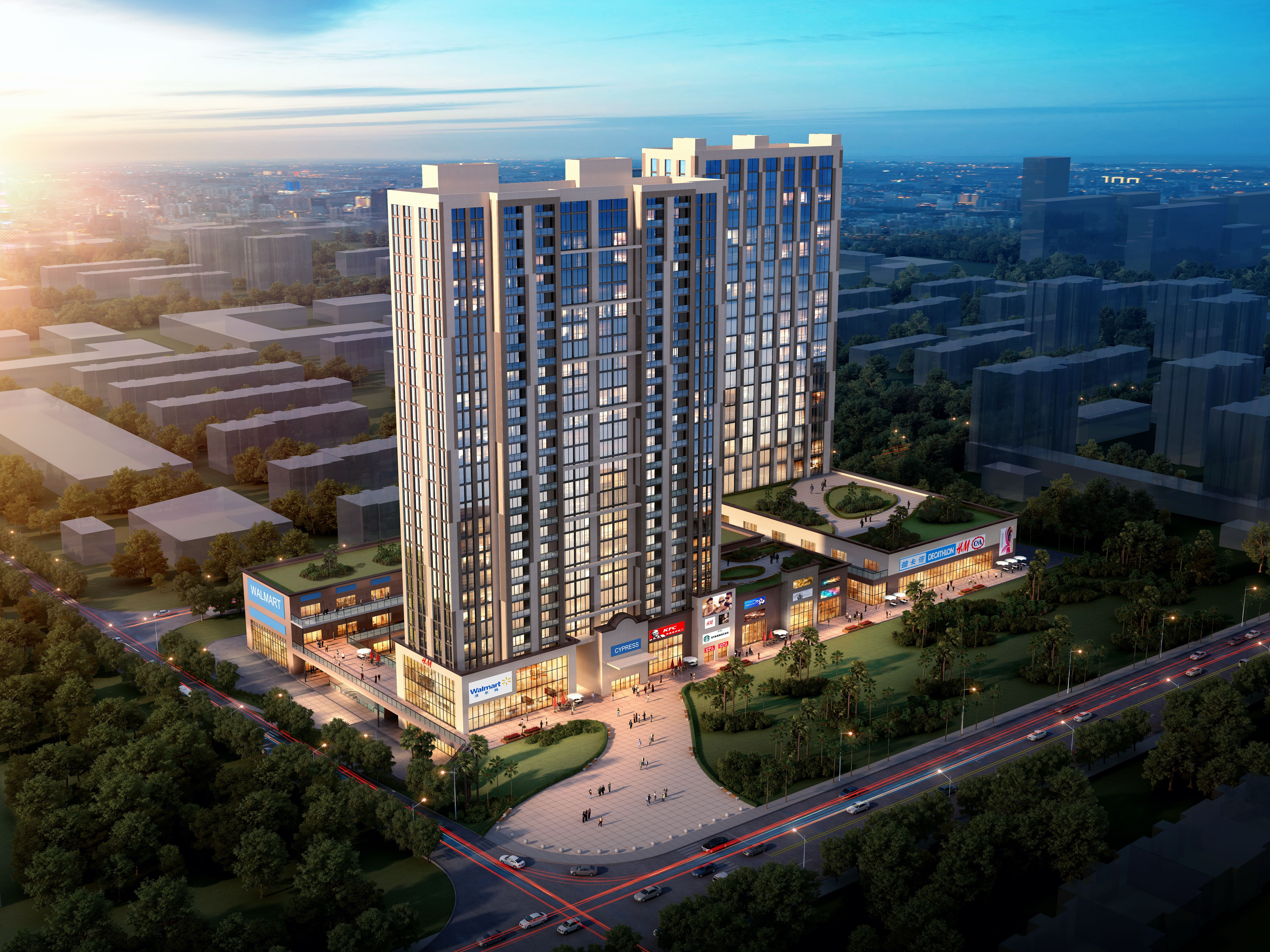 Guangxi Nanning Complex Project