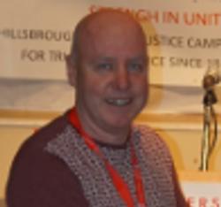 Pat Kelly, Hovis employee and EC member BFAWU