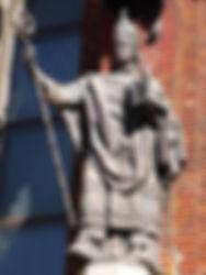 Statue_d'Albert_de_Buxhoeveden_(cathédra
