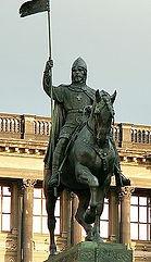 Statue_équestre_de_saint_Venceslas_à_Pra