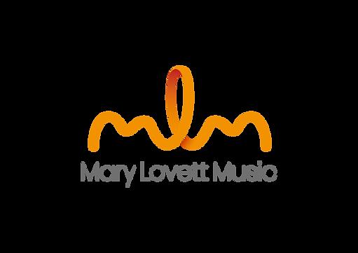 Mary Lovett-Logo-Primary-ORANGE n GREY.p