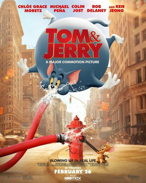 """«Том и Джерри» в Кинозале """"ЦКиД"""""""