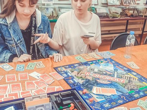 Состоялась 4 игра серии в Монополию