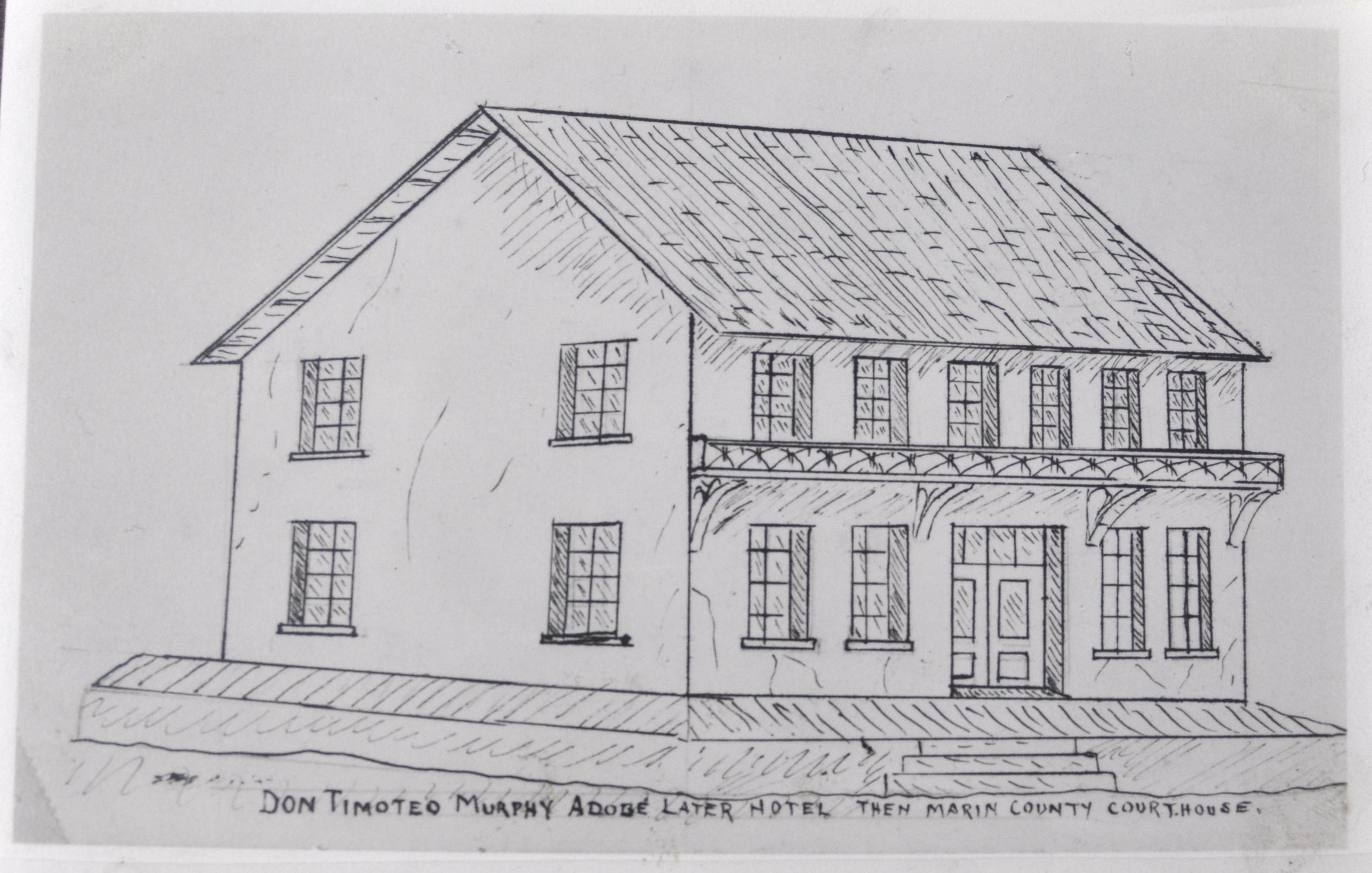 Timoeo Murphy's house