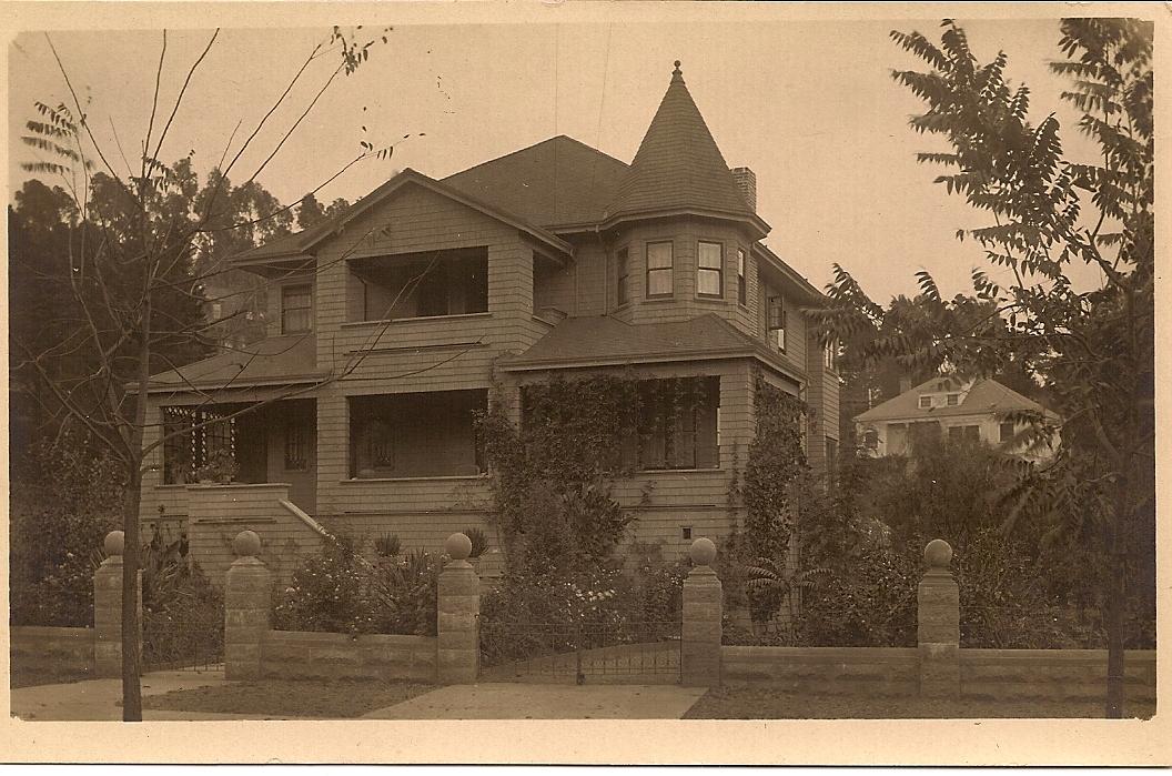 Jackie house 1915