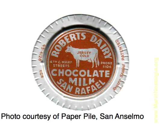 chocolate milk lid
