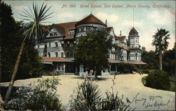 Hotel Rafael color