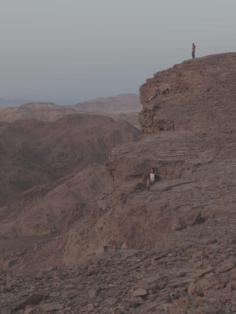 Quiet Time In the Desert