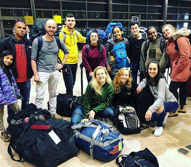 Traveling to Zimbabwe