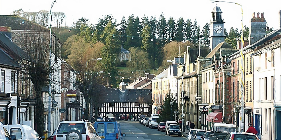 An Afternoon in Llanidloes - Archie Mini Bus Trip