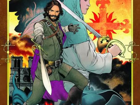 Plenty of Pulp: Seven Swords #1 (Aftershock Comics)