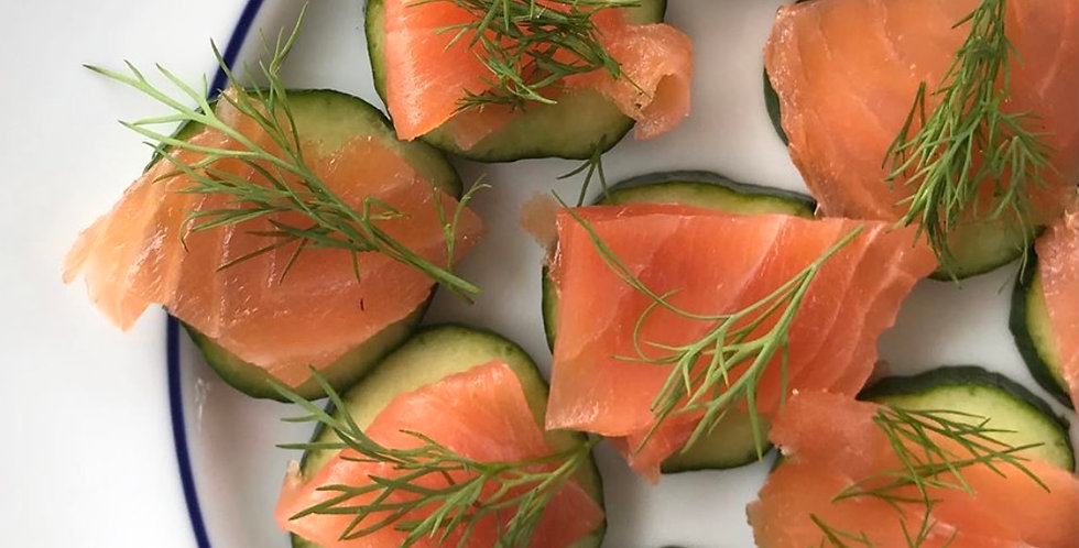 Vodka / Dill Smoked Salmon 8oz.