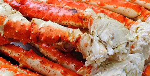 King Crab Legs 1lb