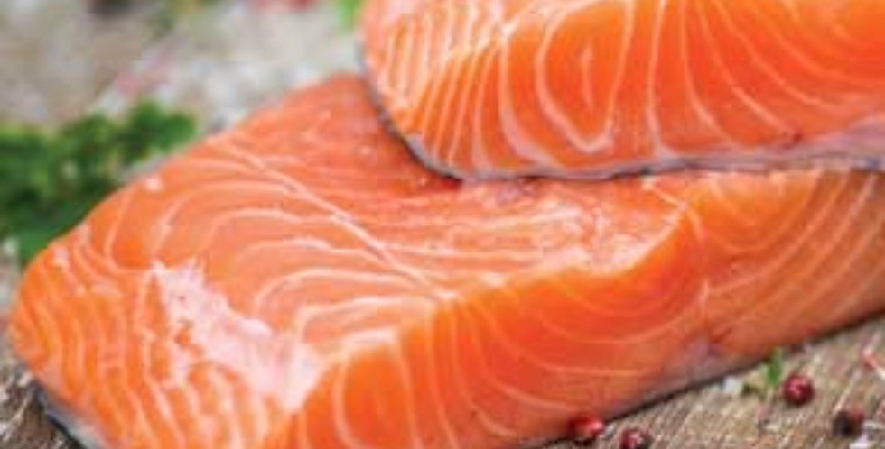 Fresh Salmon Fillet (Patagonia) 3-4lb each