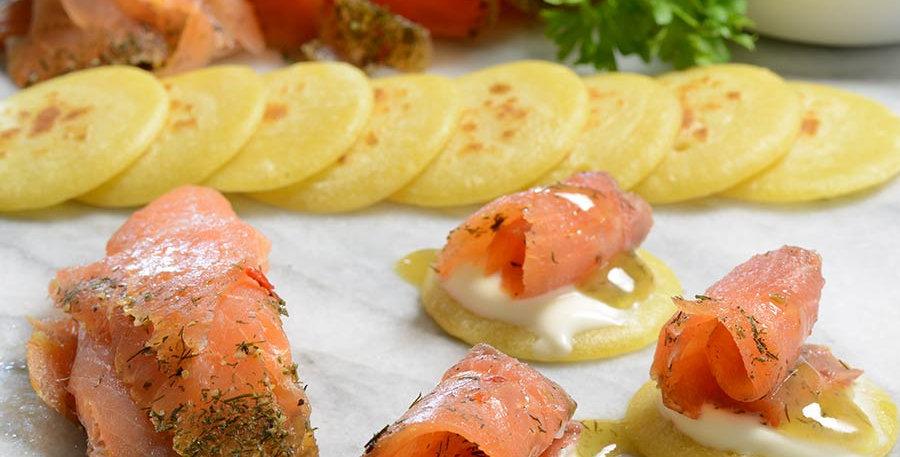 Smoked Salmon Sampler (4 Pack-4oz each)