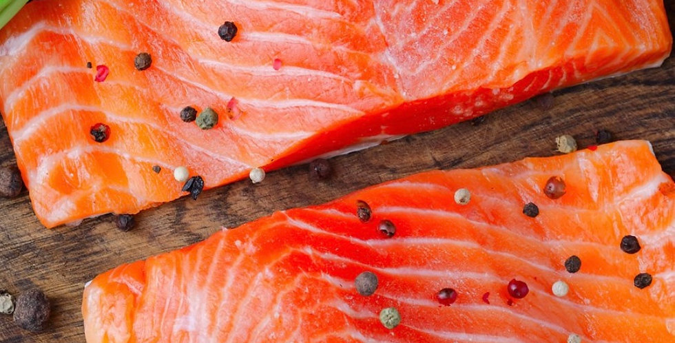 Wild King Salmon Fillets (2 Portions)