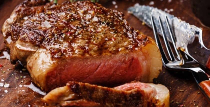 Wagyu Striploin Steak 8-10oz