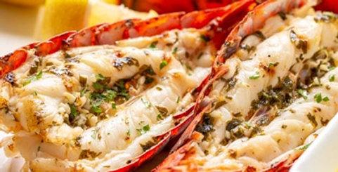 Lobster Tail/Brazil 8oz