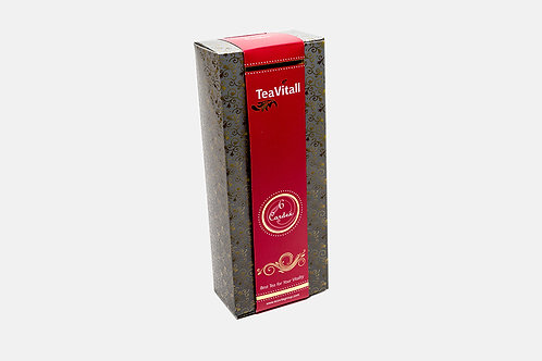 TEAVITALL СARDEX 6 ПАЧКА 100 Г