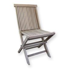 Sturdy teak chair  Dimensions: Quantity: 6