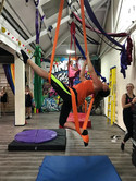 Look at our amazing hammock class smashi
