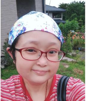 抗がん剤治療で脱毛を経験 恵美子さんのブログ紹介