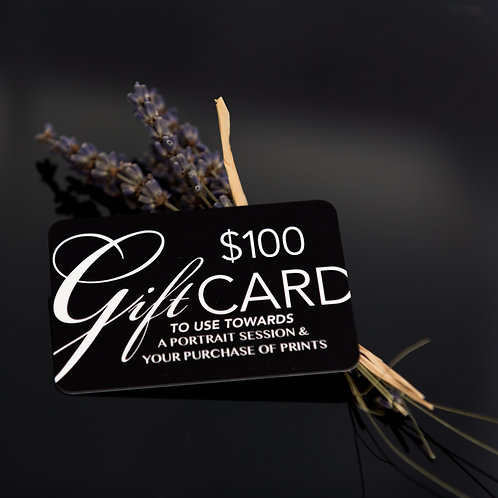 Andrea Blakesberg Photography Gift Card
