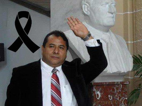 Condolencias por la partida al eterno oriente del hermano Pablo Herrera