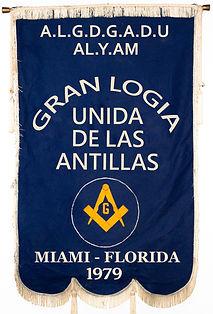 Estandarte Gran logia de las Antilla.jpg