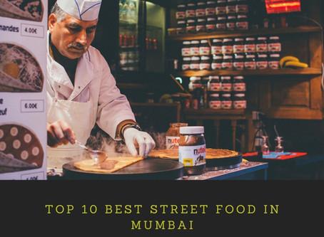 Top 10 Best Street Food In Mumbai