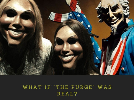 "WHAT IF ""The Purge"" WAS REAL?"