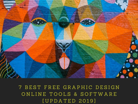 7 Best Free Graphic Design Online Tools & Software [Updated 2019]