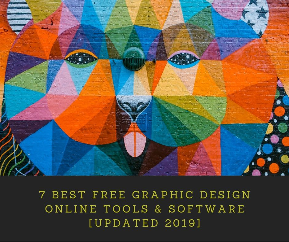 Best Free Graphic Design Online Tools & Software