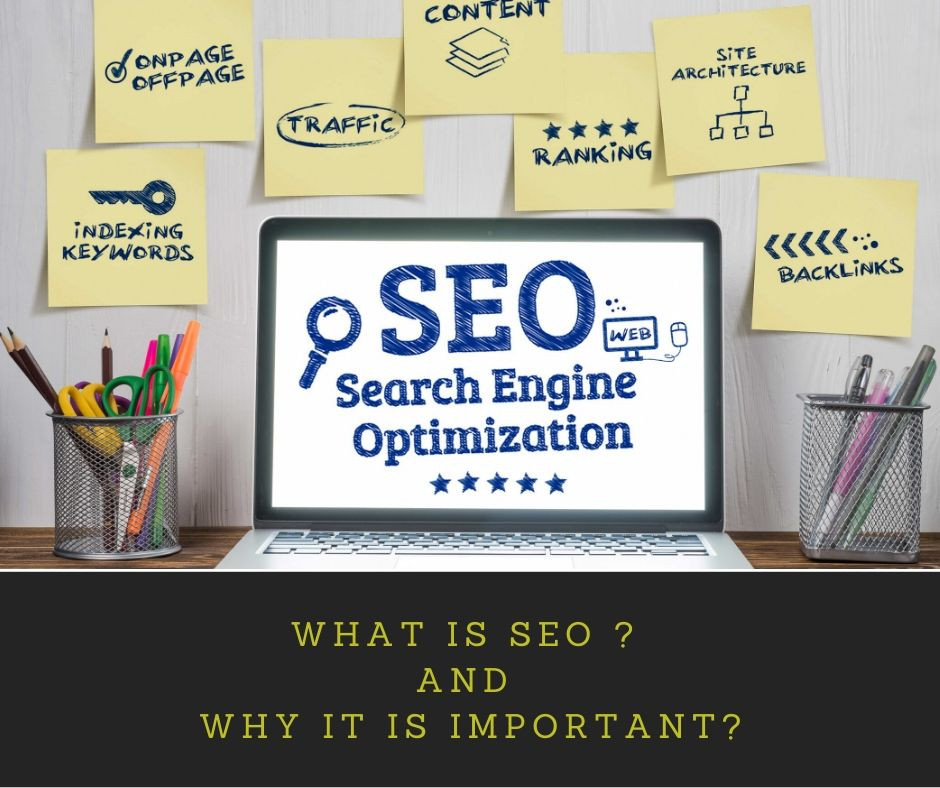 What is SEO and Why it is important?