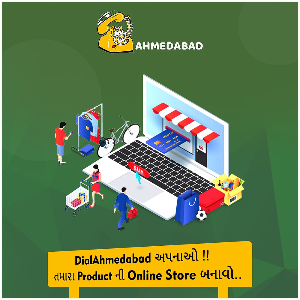 Why to take DialAhmedabad package