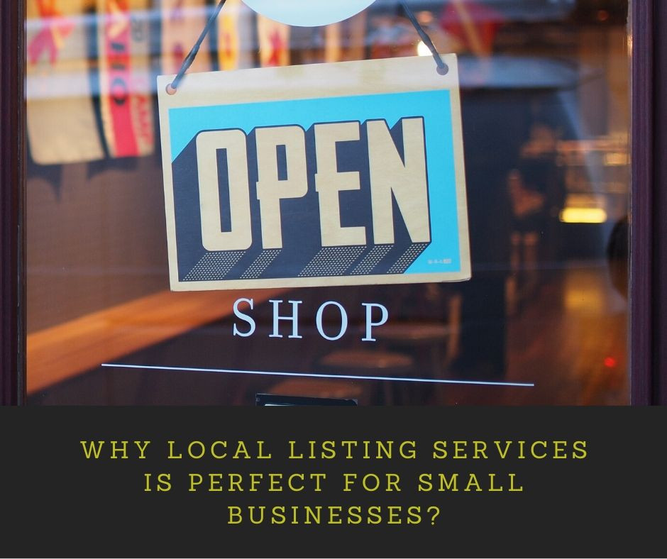 Local Listing Services is Perfect for Small Businesses