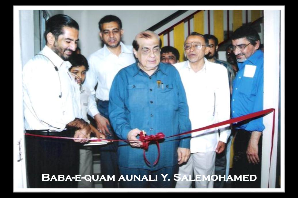 Mr. Aunali Salemohd