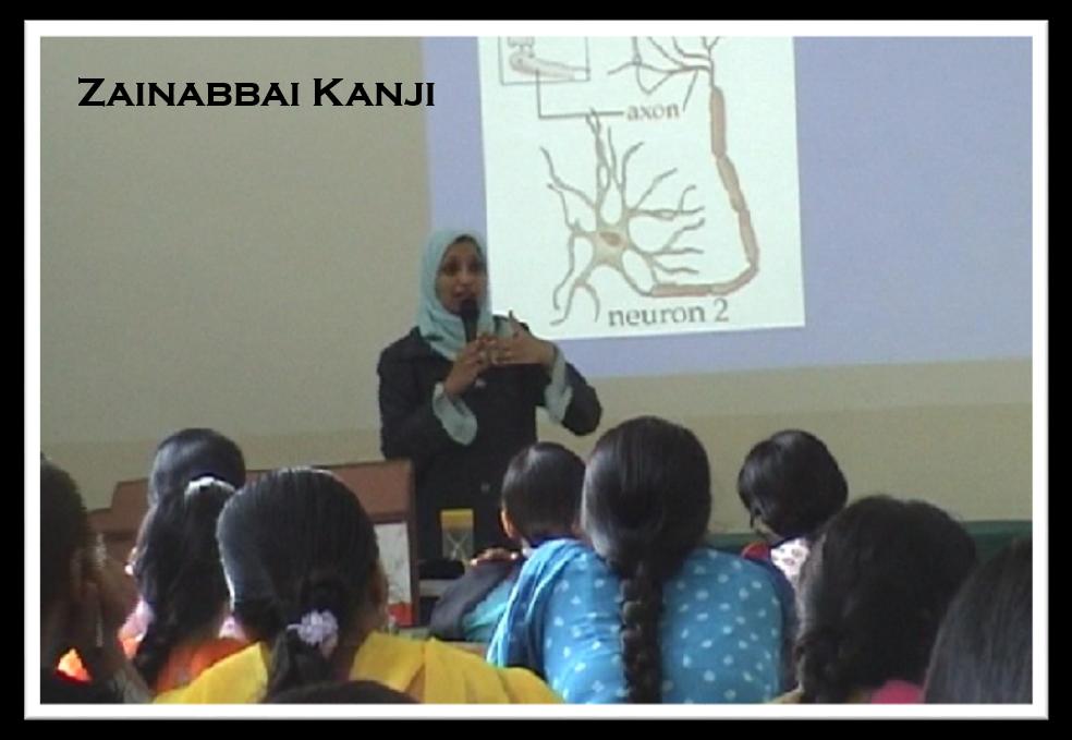 Zainabbai Kanji