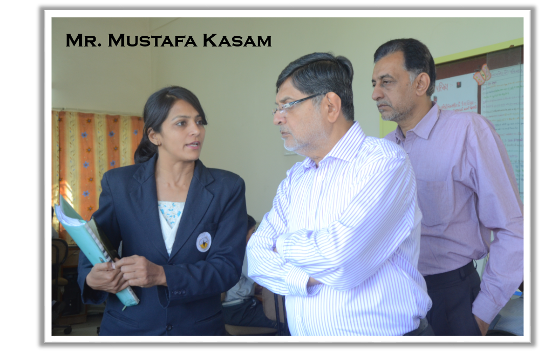 Mr. Musatafa Kasam