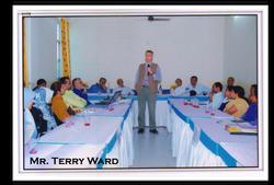 Mr, Terry Ward