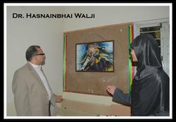 Dr Hasnain Walji