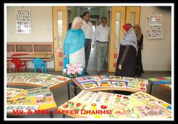 Mr. & Mrs. Jaffer Dharmsi