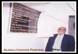 Alhaaj Chacha Pariyani