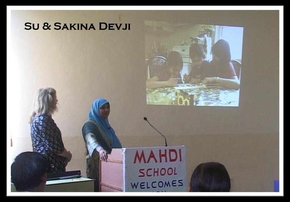 Su & Sakina Devji