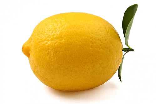 24 Adet kalın kabuklu limon