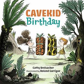 CavekidBirthday by Cathy Breisacher