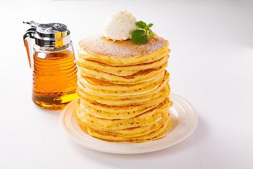 10段タワーパンケーキ(ホイップバター1個、シロップ×3個)