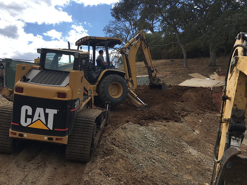 Atascadero excavating